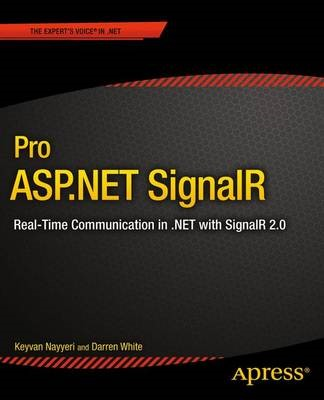 Pro ASP.NET SignalR -