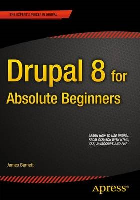 Drupal 8 for Absolute Beginners - pr_262351