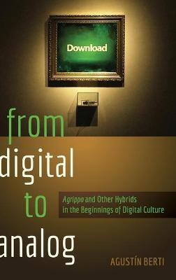 From Digital to Analog - pr_31197