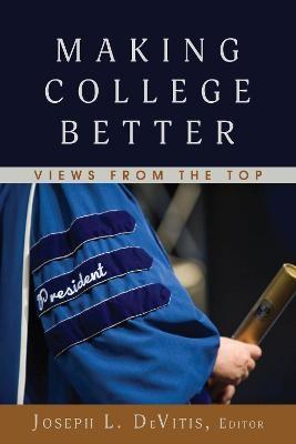 Making College Better - pr_31710