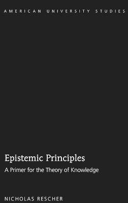 Epistemic Principles - pr_34787