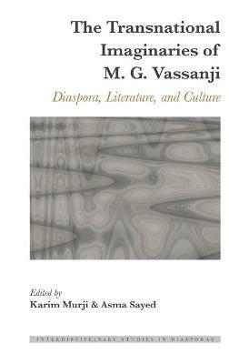 The Transnational Imaginaries of M. G. Vassanji - pr_32029
