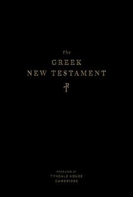 The Greek New Testament, Produced at Tyndale House, Cambridge - pr_130947