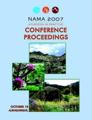 2007 NAMA Conference Proceedings - pr_17318