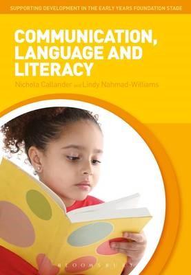 Communication, Language and Literacy - pr_214602