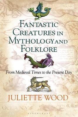 Fantastic Creatures in Mythology and Folklore - pr_37229