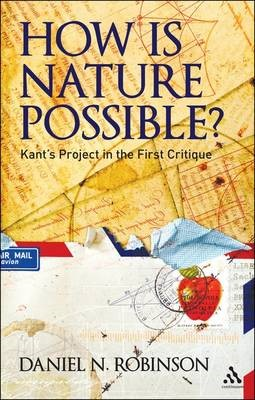 How is Nature Possible? - pr_16612