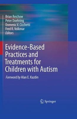 Evidence-Based Practices and Treatments for Children with Autism - pr_44480