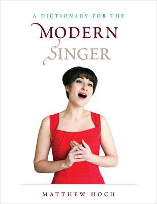 A Dictionary for the Modern Singer - pr_2317