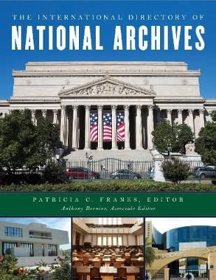 The International Directory of National Archives - pr_84255