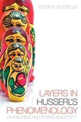 Layers In Husserl's Phenomonology - pr_209948