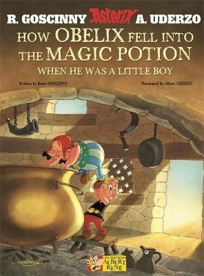 Asterix: How Obelix Fell Into The Magic Potion -