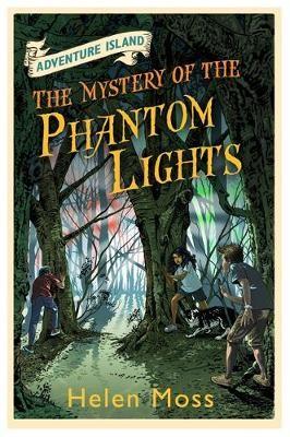 Adventure Island: The Mystery of the Phantom Lights -