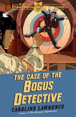 The P. K. Pinkerton Mysteries: The Case of the Bogus Detective - pr_119091