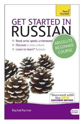 Get Started in Russian Absolute Beginner Course - pr_180649