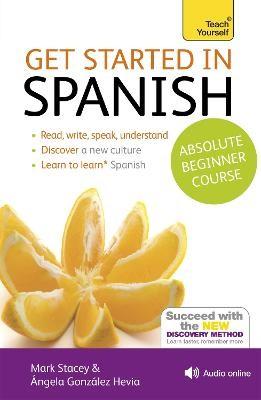 Get Started in Beginner's Spanish: Teach Yourself -