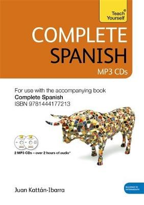 Complete Spanish (Learn Spanish with Teach Yourself) -