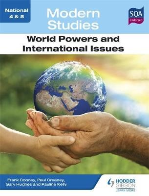 National 4 & 5 Modern Studies: World Powers and International Issues - pr_18471