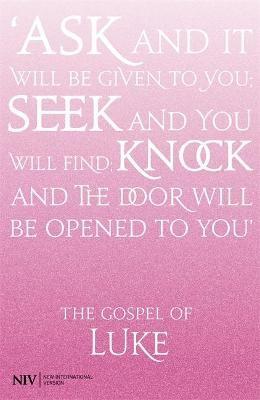 NIV Gospel of Luke - pr_181866