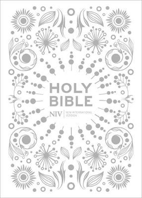 NIV Pocket White Gift Bible - pr_116972