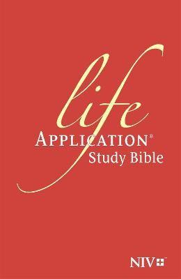 NIV Life Application Study Bible (Anglicised) - pr_117579