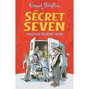 Secret Seven: Puzzle For The Secret Seven