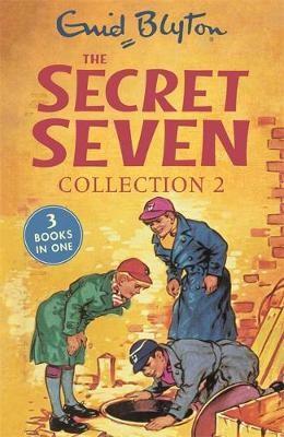 The Secret Seven Collection 2: Books 4-6 - pr_394421