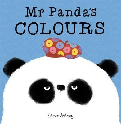 Mr Panda's Colours Board Book - pr_134657