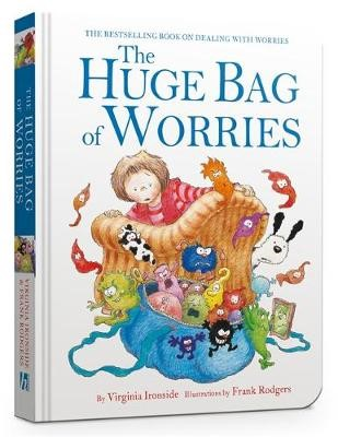 The Huge Bag of Worries Board Book - pr_333368
