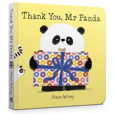 Thank You, Mr Panda Board Book - pr_333388