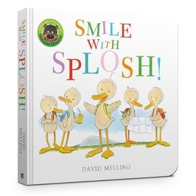 Smile with Splosh Board Book - pr_333352