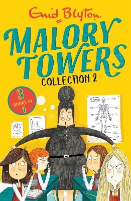 Malory Towers Collection 2 -