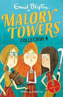 Malory Towers Collection 4 -