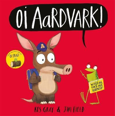 Oi Aardvark! -