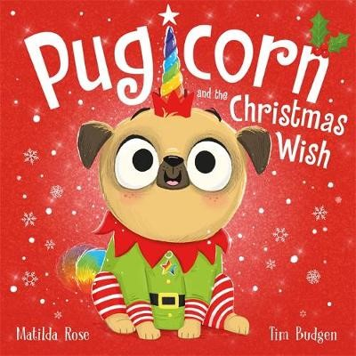 Pugicorn and the Christmas Wish -