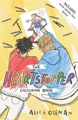 The Heartstopper Colouring Book - pr_1784479