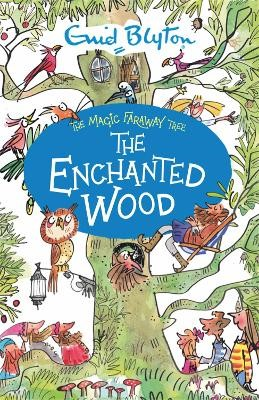 The Magic Faraway Tree: The Enchanted Wood -