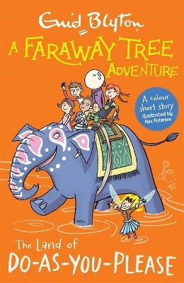 A Faraway Tree Adventure: The Land of Do-As-You-Please - pr_1898037