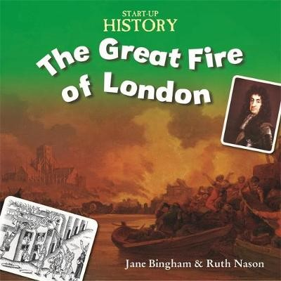 Start-Up History: The Great Fire of London -