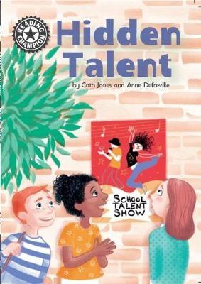 Reading Champion: Hidden Talent -