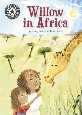Reading Champion: Willow in Africa -