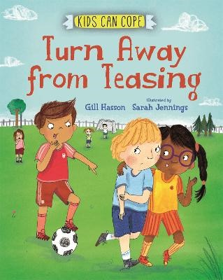 Kids Can Cope: Turn Away from Teasing - pr_1736153