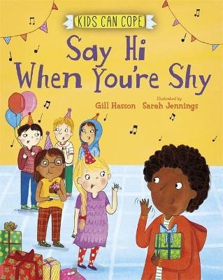 Kids Can Cope: Say Hi When You're Shy - pr_1803370