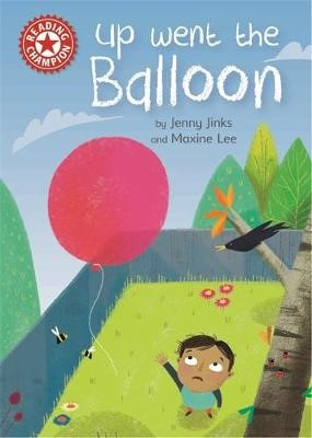 Reading Champion: Up Went the Balloon -