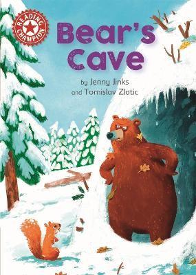 Reading Champion: Bear's Cave -