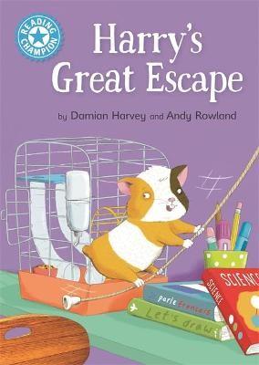 Reading Champion: Harry's Great Escape -