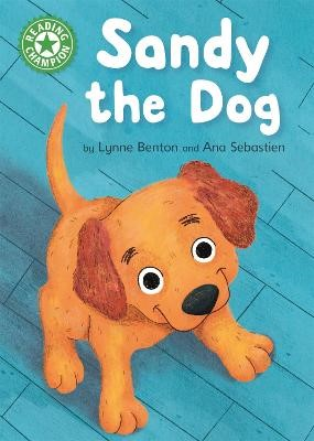 Reading Champion: Sandy the Dog -