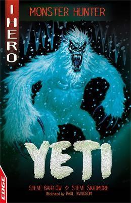 EDGE: I HERO: Monster Hunter: Yeti -