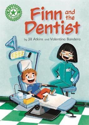 Reading Champion: Finn and the Dentist - pr_1736095