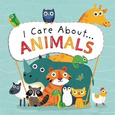 I Care About: Animals - pr_1831535
